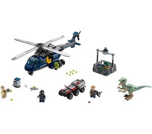 LEGO Blue's Helicopter Pursuit Set 75928