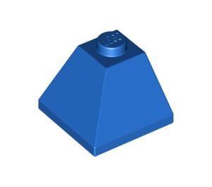 LEGO Blue Slope 45° 2 x 2 (3045)