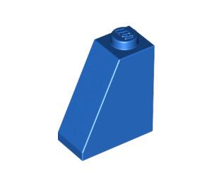 LEGO Blue Slope 65° 1 x 2 x 2 (60481)