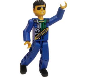 LEGO Blue Technic Figure