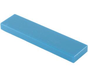LEGO Blue Tile 1 x 4 (2431)