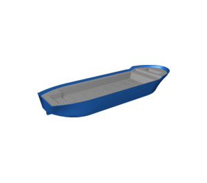 LEGO Boat Hull Floating 74 x 18 x 7 Assembly (57789 / 59278)