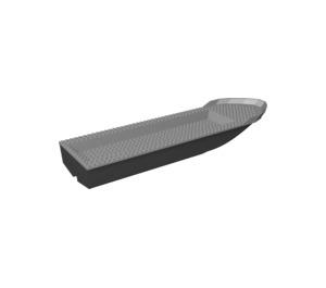 LEGO Boat Hull with Medium Stone Gray Top (54100 / 54779)