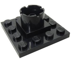 LEGO Boat Mast Base 4 x 4 x 1 & 2/3 (6067)