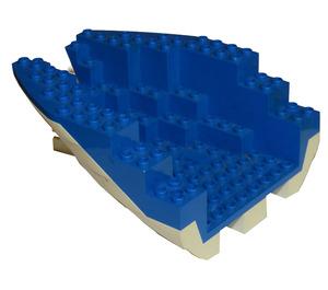 LEGO Boat Stern 12 x 14 x 5  (6053)