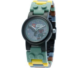 LEGO Boba Fett Minifigure Watch (5004543)