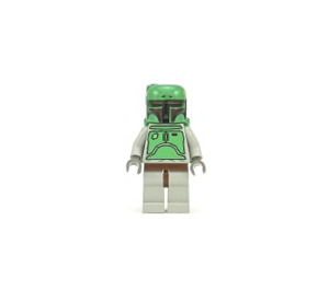 LEGO Boba Fett with Old Gray Outfit Minifigure