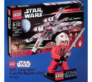 LEGO Bonus/Value Pack Set 66221