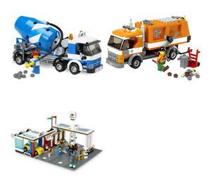 LEGO Bonus/Value Pack Set 66258
