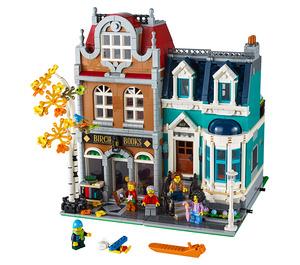 LEGO Bookshop Set 10270