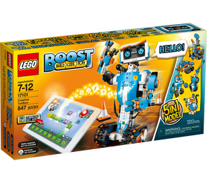 LEGO Boost Creative Toolbox Set 17101 Packaging