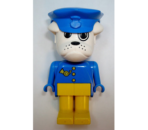 LEGO Boris Bulldog the Postman Fabuland Figure