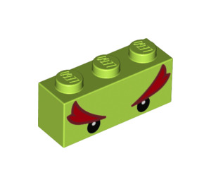 LEGO Bowser Jr Brick 1 x 3 (3622 / 68900)