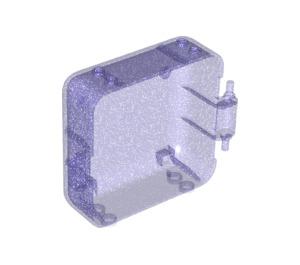 LEGO Box 3 x 8 x 62/3 with Hinge Male (64462)