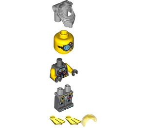 LEGO Brains Diver Minifigure