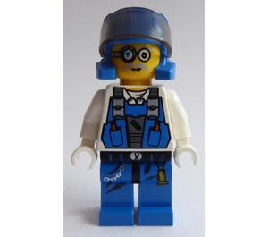 LEGO Brains Power Miner Minifigure
