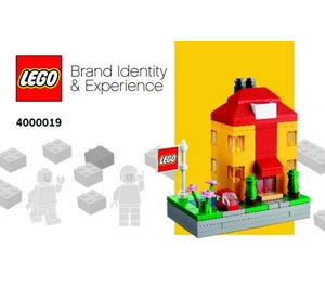 LEGO Brand Identity and Experience Set 4000019