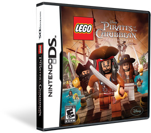 LEGO Brand Pirates of the Caribbean Video Game - NDS (2856451)