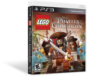 LEGO Brand Pirates of the Caribbean Video Game - PS3 (2856453)