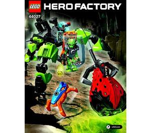 LEGO BREEZ Flea Machine Set 44027 Instructions