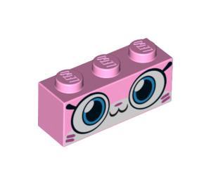 LEGO Brick 1 x 3 with Decoration (3622 / 38880)