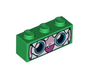 LEGO Brick 1 x 3 with Decoration (3622 / 38889)