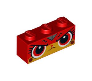 LEGO Brick 1 x 3 with Decoration (3622 / 44369)