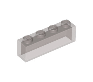 LEGO Brick 1 x 4 without Stud Bars (3066 / 35256)