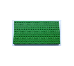 "LEGO Brick 10 x 20 with Edge Bottom Tubes and "" "" Cross Support"