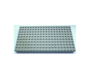 LEGO Brick 10 x 20 without Bottom Tubes, with 4 Side Supports and '+' Cross Support (Early Baseplate) (700)