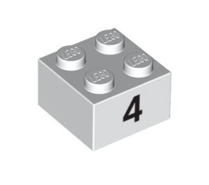 LEGO Brick 2 x 2 with Decoration (14825 / 97640)