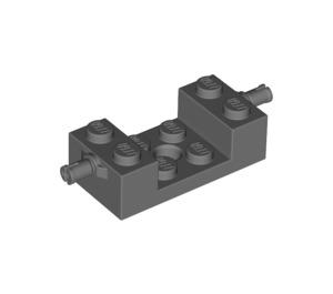 LEGO Brique 2 x 4 avec Coupé et Roue Holders (18892 / 42947)