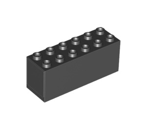 LEGO Brick 2 x 6 x 2 Weight with Plate Bottom (2378 / 73090)