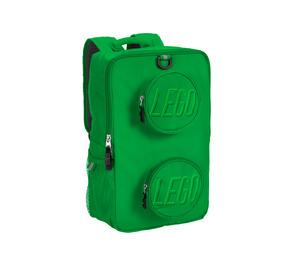 LEGO Brick Backpack Green (5005525)