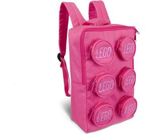 LEGO Brick Backpack Pink (851950)