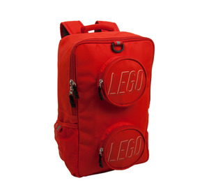 LEGO Brick Backpack Red (5005536)