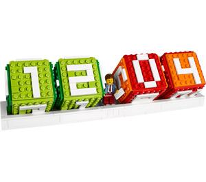 LEGO Brick Calendar Set 40172
