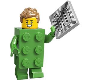 LEGO Brick Costume Guy Set 71027-13