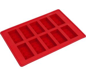 LEGO Brick Ice Cube Tray Red (852768)