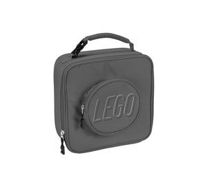 LEGO Brick Lunch Bag Gray (5005518)
