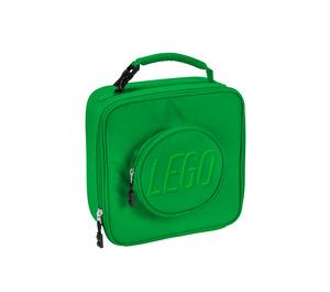 LEGO Brick Lunch Bag Green (5005519)