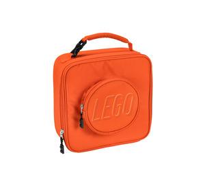 LEGO Brick Lunch Bag Orange (5005516)