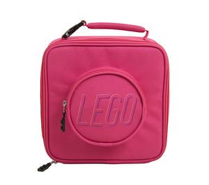 LEGO Brick Lunch Bag Pink (5005530)