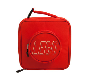 LEGO Brick Lunch Bag Red (5005532)