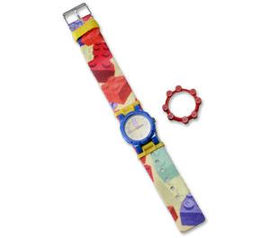 LEGO Brick Print Fabric Watch (W003)