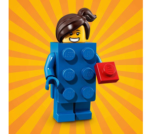 LEGO Brick Suit Girl Set 71021-3