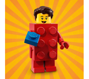 LEGO Brick Suit Guy Set 71021-2