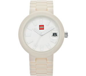 LEGO Brick White Adult Watch (5004119)