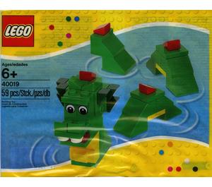 LEGO Brickley the Sea Serpent Set 40019