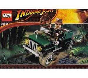 LEGO BrickMaster - Indiana Jones Set 20004